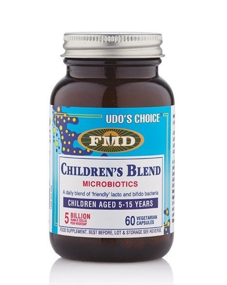 Udo's Choice® Children's Blend Microbiotic - 60 Caps