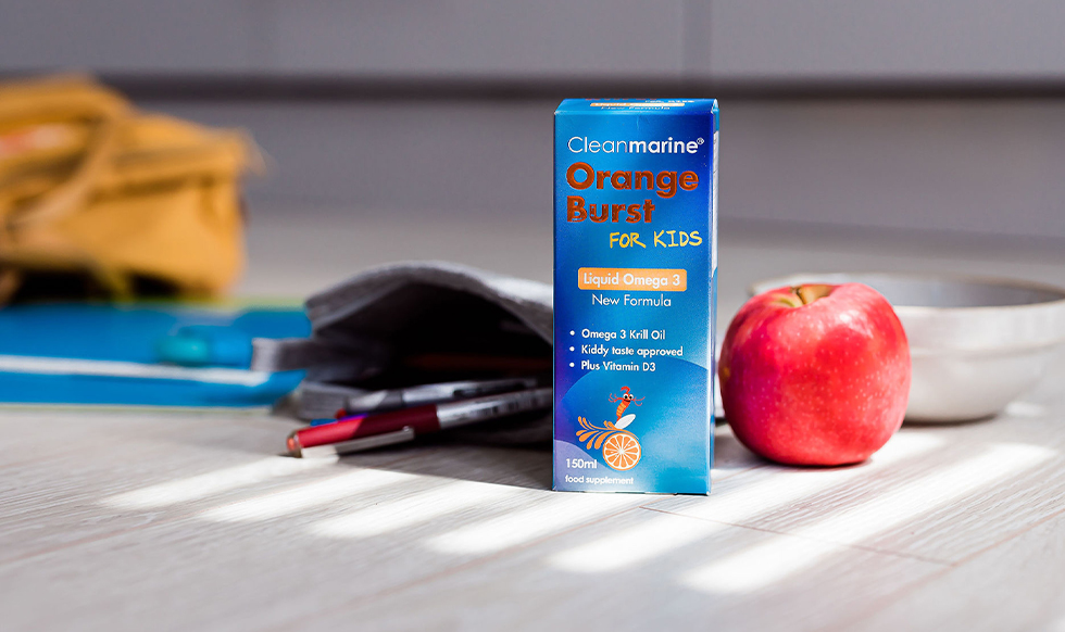 Back To School Support For Your Little Ones Concentration And Immunity Too!