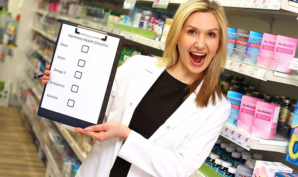 Support Your Energy Levels with Fab Pharmacist Laura Dowling's Tips!