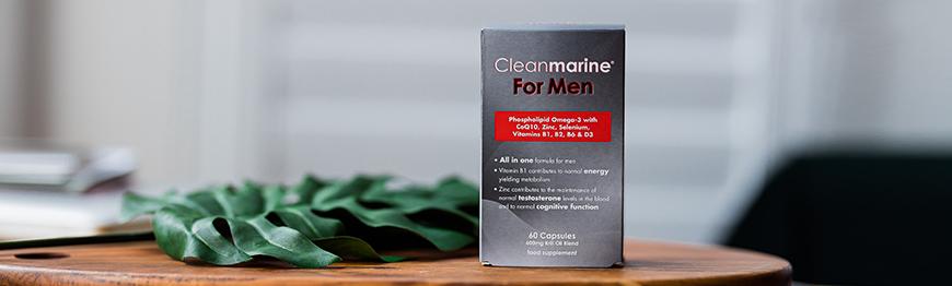 CM for Men pack